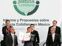 Sobre la reforma y adiciones en materia de Justicia Cotidiana