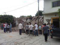 Jantetelco, donde la mayoría son mujeres y niños, entre los más devastados en Morelos