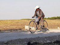 Desarrollan ciclovías rurales con trabajo comunitario