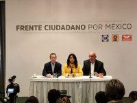 Frente Ciudadano conformará coalición por la presidencia de México