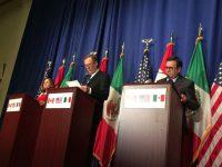 """Estados Unidos """"decepcionado"""" tras finalizar cuarta ronda de negociaciones del TLCAN"""