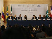 Intercambio de experiencias internacionales para combatir la pobreza: SEDESOL