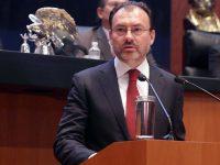 México no reconocerá la independencia de Cataluña: Luis Videgaray