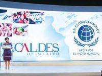 Alcaldes de méxico, en el pacto mundial