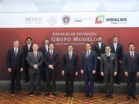 Anuncia Omar Fayad inversión histórica en Hidalgo