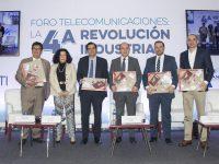"""Realiza Bancomext el foro """"Las Telecomunicaciones y la 4a Revolución Industrial"""""""