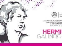 Otorgan presea Hermila Galindo 2017 a mujeres mexicanas destacadas