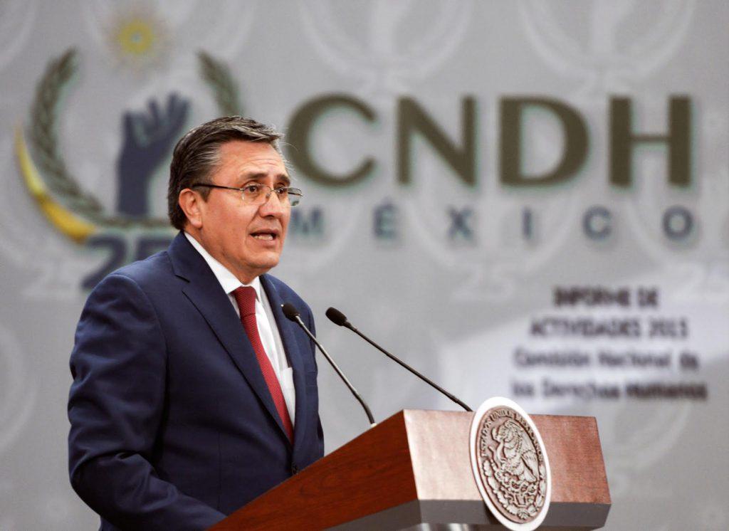 La CNDH condena homicidio de representante en Baja California y relanza campaña sobre defensores de derechos humanos
