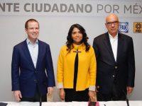 Elecciones 2018: Frente Ciudadano se registra como coalición Por México al Frente