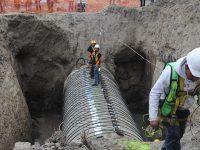 Se quedan sin agua 11 municipios del Edomex por fuga en Cutzamala