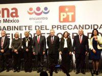 Ellos formarían parte del Gabinete de López Obrador