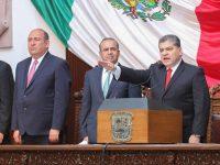 Miguel Riquelme rinde protesta como Gobernador de Coahuila