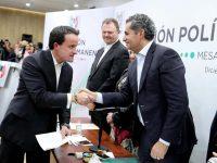 Mikel Arriola se registra como precandidato por la Jefatura de Gobierno de la CDMX