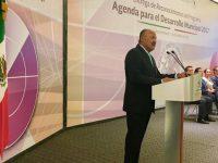 Gobernabilidad del país pasa por la paz social de los municipios: René Juárez