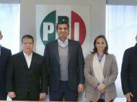 Designa PRI a sus precandidatos de Puebla