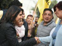 Aumenta preferencia de Alejandra Barrales en CDMX