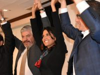 Barrales, virtual candidata del Frente al Gobierno de la CDMX