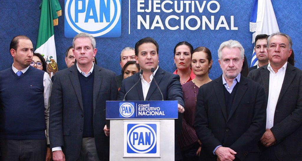 PAN tiene roce electoral con el PRD; rechaza alianza co