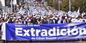 Javier Corral denuncia que la FEPADE busca obstaculizar investigación contra Duarte