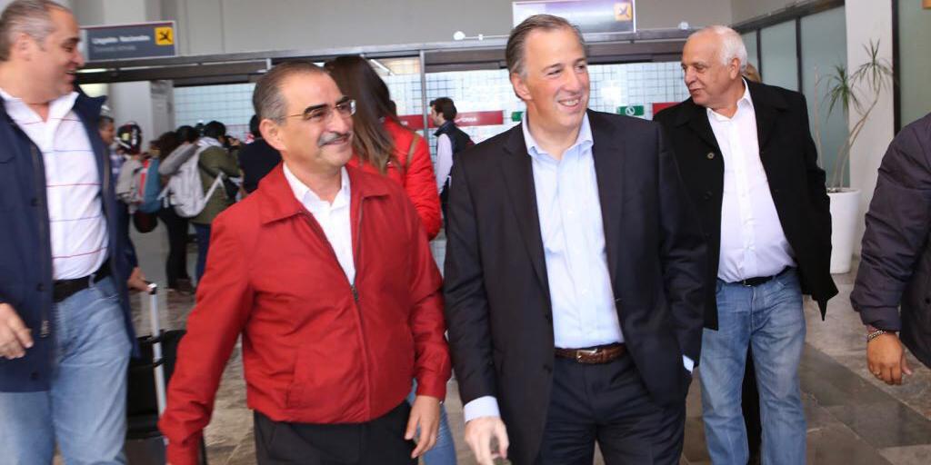 Duarte no define a todos los priistas: Meade