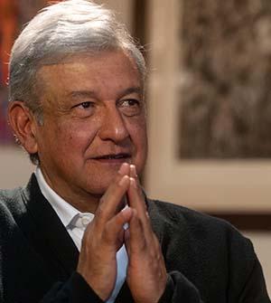 El Sr. López