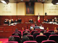 Ley de Seguridad no ha presentado demandas o inconformidades: SCJN