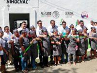 En los municipios se construye la prosperidad y desarrollo de México: SEDESOL