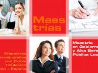 Ofrece UIM Maestría en Dirección y Gestión Pública Local