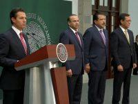 Peña Nieto realiza cambios en su Gabinete