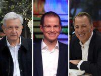 Encuesta: Precandidatos a la Presidencia de México
