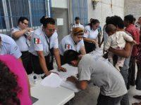 La CNDH advierte sobre el posible colapso del Sistema de Protección a Refugiados