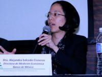 Nombra SHCP a Alejandrina Salcedo como titular de la Unidad de Planeación Económica