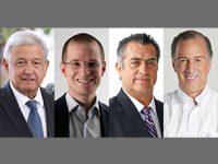 Candidatos presidenciales, perfiles y propuestas