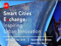 Se reúnen en la CDMX expertos internacionales en la conferencia Smart Cities Exchange