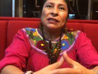 Solicitan restitución de presidenta municipal de Oxchuc, Chiapas