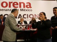 Lista de candidatos a Diputados y Senadores de Morena