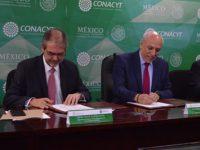La CDMX y Conacyt firman convenio para impulsar la apropiación pública de la ciencia