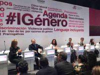 Adoptan INE y OPLES Agenda para la Igualdad de Género en el Sistema Electoral Nacional