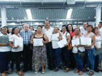 Estrategia Nacional de Inclusión afianza coordinación entre autoridades: Sedesol
