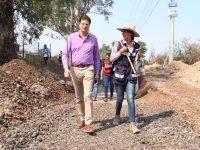 Proyectos viales mejoran conectividad en Morelia: Alfonso Martínez