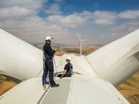 Presentan aerogeneradores para el sector eólico de México