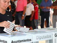 Reelección de alcaldes en Colima