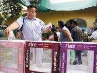 Nueve alcaldes de Morelos van por la reelección