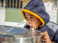 Entregan certificados de no adeudo de agua a escuelas de Puebla