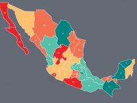 Paz en México se deteriora: violencia costó 21% del PIB en 2017