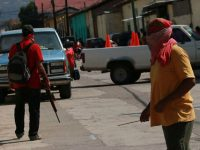 Huyen habitantes de comunidades en Guerrero por violencia