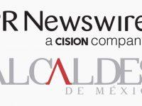 PR Newswire y Alcaldes de México crean alianza para la distribución de contenidos de alta calidad