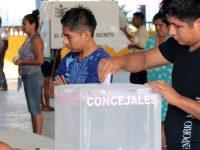 Al menos 21 alcaldes de Oaxaca irán por la reelección