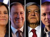 Los candidatos y sus estrategias