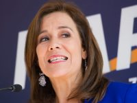 Margarita Zavala declina su candidatura presidencial